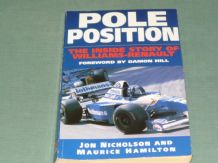 POLE POSITION - THE INSIDE STORY OF WILLIAMS-RENAULT (paperback)